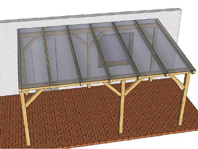 terrace roofing. Black Bedroom Furniture Sets. Home Design Ideas