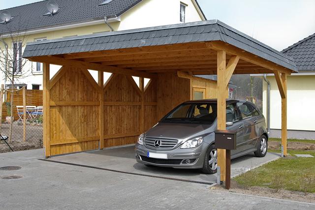 carport_flachdach_schindel_front