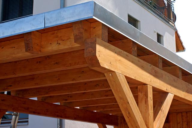carport montagebilder bilder flachdach. Black Bedroom Furniture Sets. Home Design Ideas