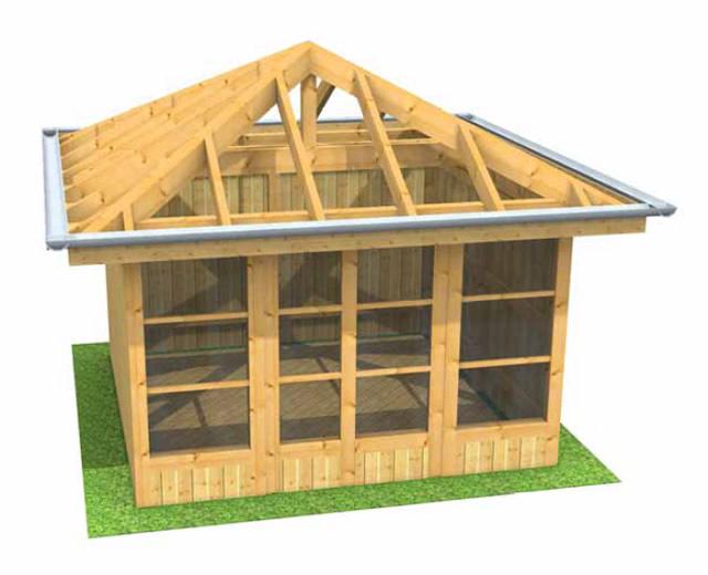 gartenhaus holz walmdach my blog. Black Bedroom Furniture Sets. Home Design Ideas